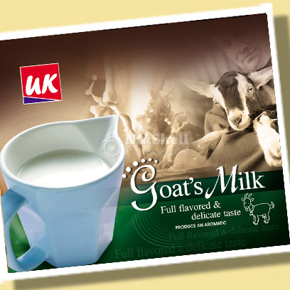 UK FARM Goat Milk Powder (No Sugar Added) (12x25g)