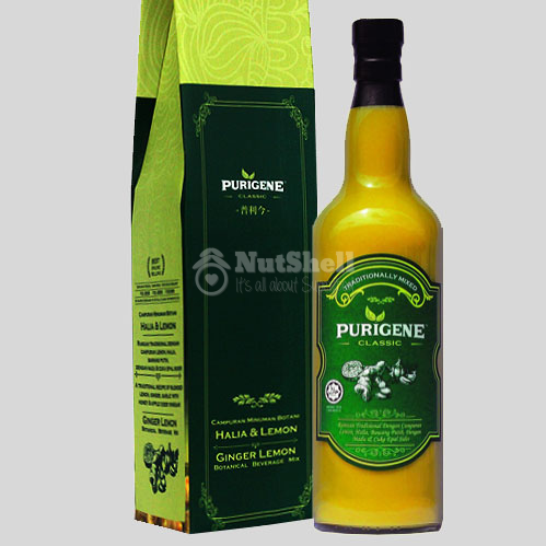 PURIGENE Classic Ginger 750ml