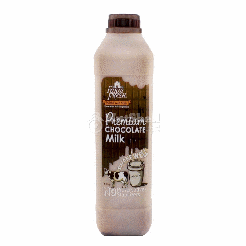 FARM FRESH Fresh Chocolate Milk 1L