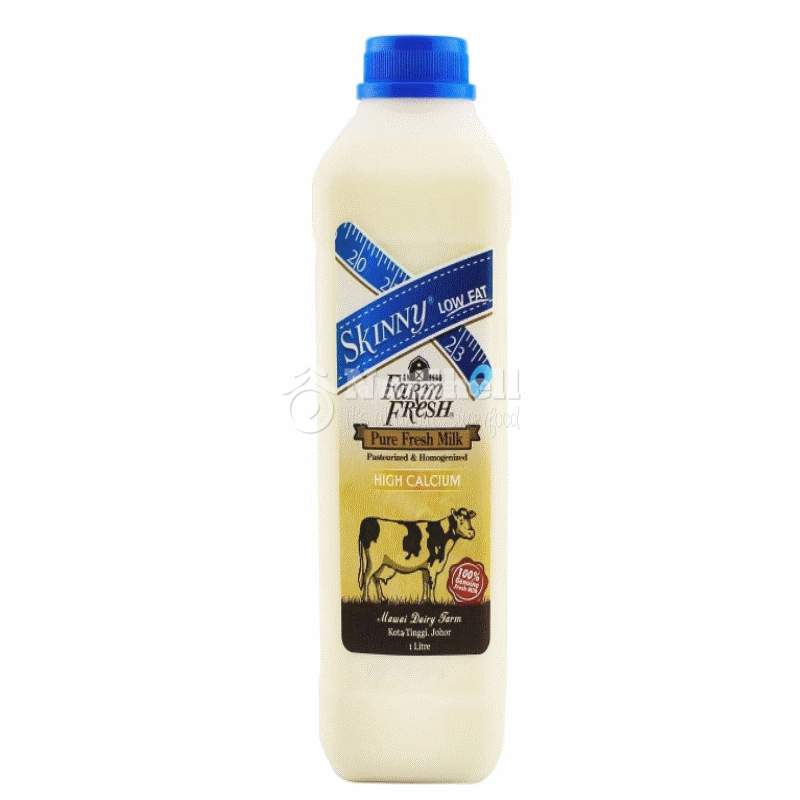 FARM FRESH Fresh Low Fat Milk 1L