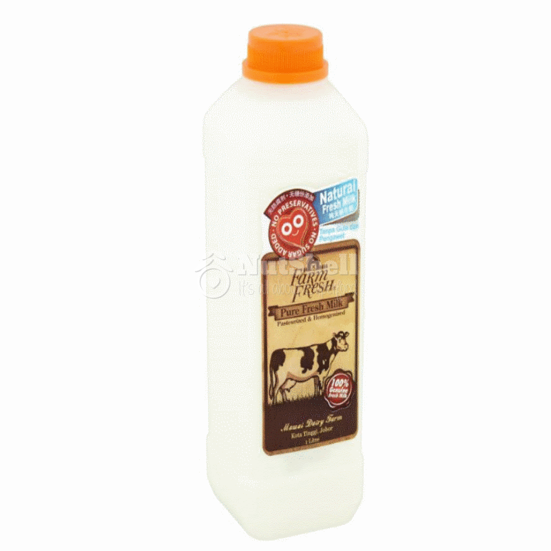FARM FRESH Fresh Milk 1L