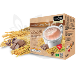 CHOBE MASTER Cereal Drink Brown Rice CHOCOLATE (32gx10) 巧克力 - 糙米即溶饮品