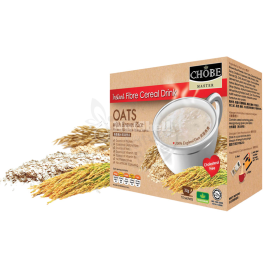 CHOBE MASTER Cereal Drink Brown Rice OATS (32gx10) 燕麦 - 糙米即溶饮品